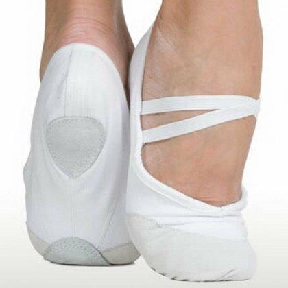 Как сшить балетки для танцев?