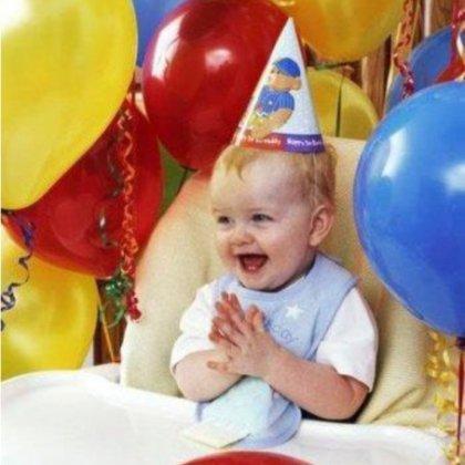Как отметить 1 год ребенку? Как отпраздновать ребенку 1 год?