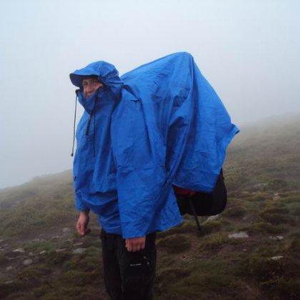 Как одеться в поход в горы?
