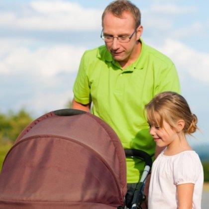 Как взять декретный отпуск отцу ребенка?