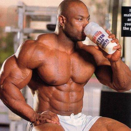 Как эффективно накачать мышцы?