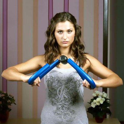 Как накачать мышцы рук дома?