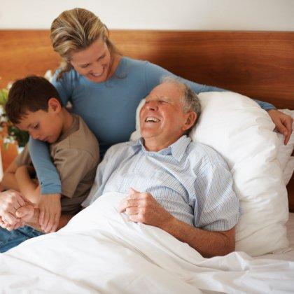 Правила посещения в больнице знакомых или родственников