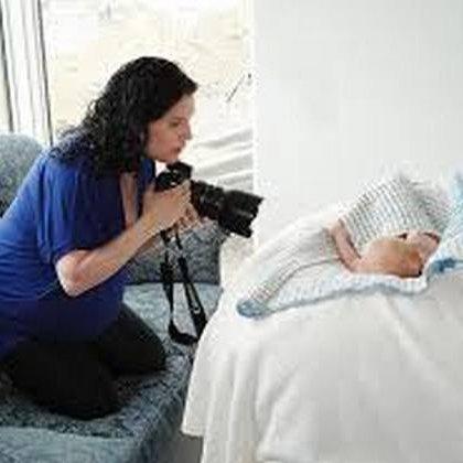 Фотосессия младенцев: как фотографировать грудничка дома?