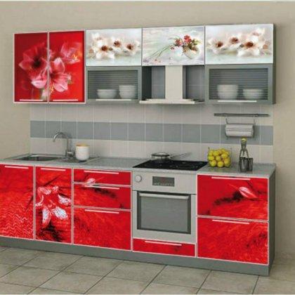 Как декорировать кухонный гарнитур?