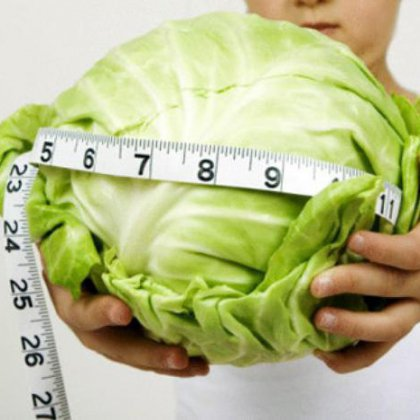 3-дневная капустная диета