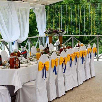 Как отпраздновать свадьбу стильно и недорого?
