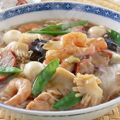 Как приготовить суп из морепродуктов?