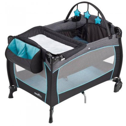 Как разобрать манеж-кровать самостоятельно?