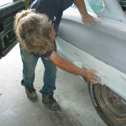 Как правильно провести подготовку автомобиля к покраске?