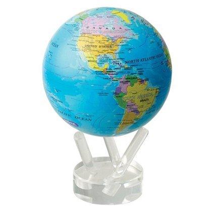 Как изобрели глобус?