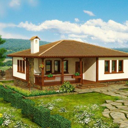 Как благоустроить частный дом?
