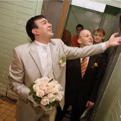 Как встретить жениха на выкупе в доме невесты?
