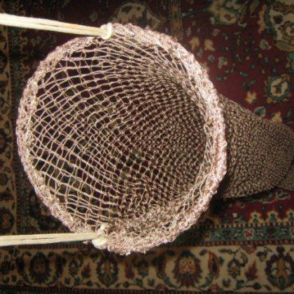 сетка для садка для рыбалки