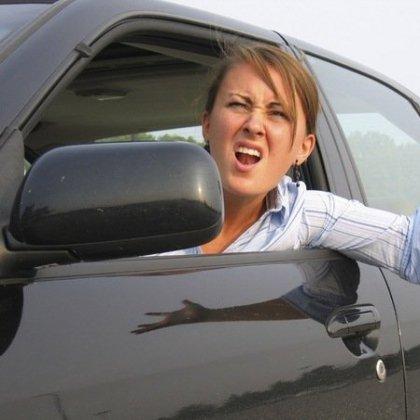 Как избежать стресса за рулем машины?