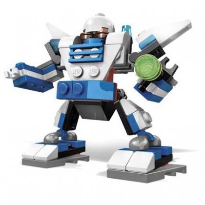 Как сделать маленького робота из лего фото 217