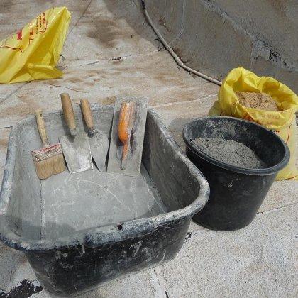 Как разводить цемент с песком и что для этого понадобится?