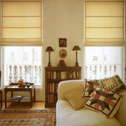 Как выбрать римские шторы ?