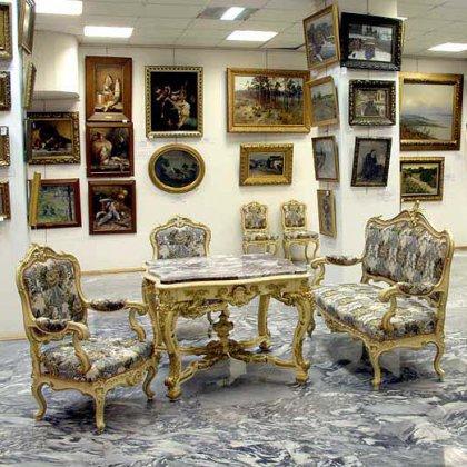 Как организовать галерею?