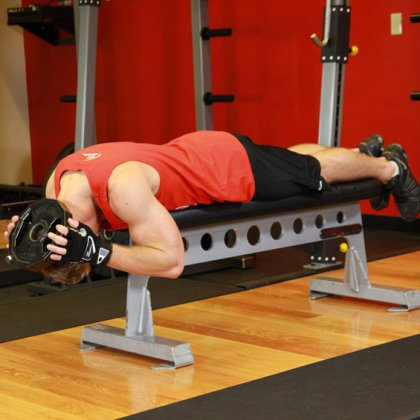 Как качать мышцы шеи?
