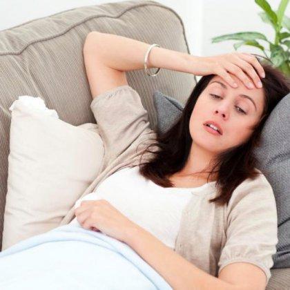 Слабость и головокружения у беременных
