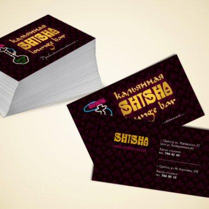 Как разработать дизайн визитки?