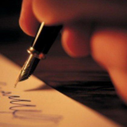 Как научиться писать каллиграфическим почерком?