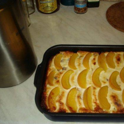 Как испечь персики в духовке?