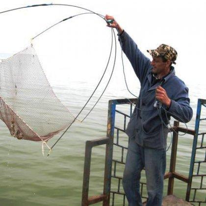 подъемник паук рыболовный своими руками