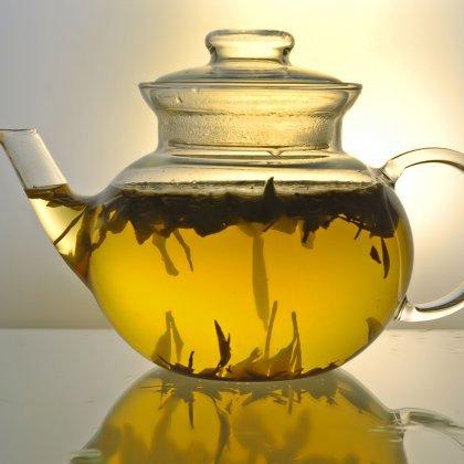 Как заваривать желтый чай Хельба?