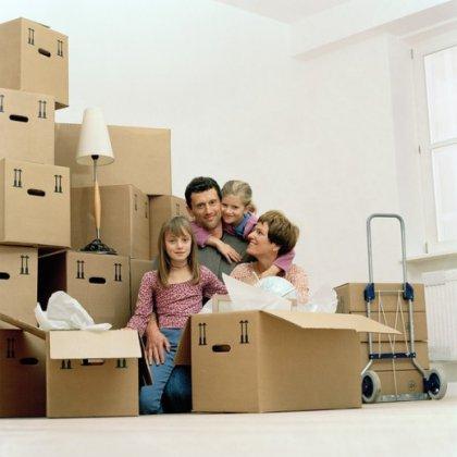 Как заказать контейнер для переезда в другой город?