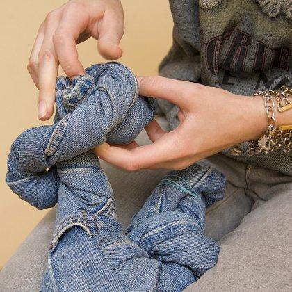 Как сделать варенки джинсы в домашних условиях 82