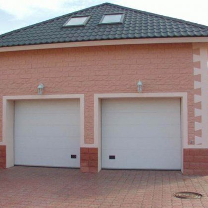 Как усилить ворота гаража?