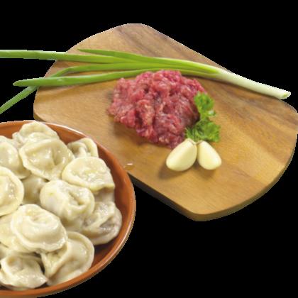 Рецепт домашней самсы. Самса слоёная с мясом 3
