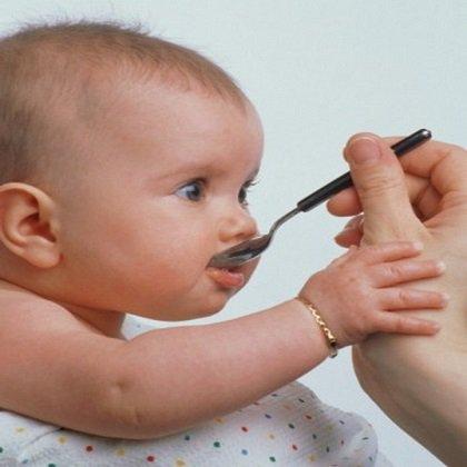 Как давать смекту ребенку до года?