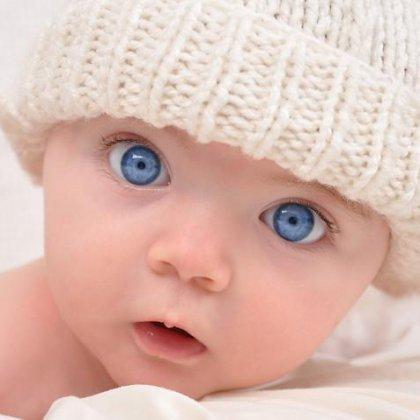 Как узнать цвет глаз будущего ребенка?
