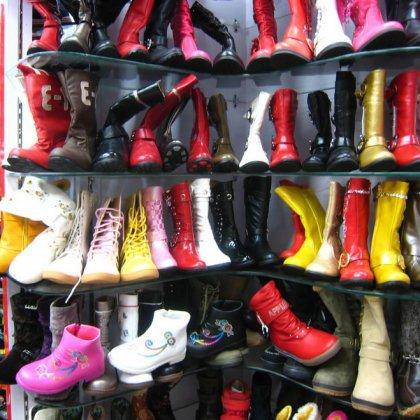Как заказать обувь из Китая?
