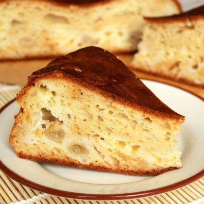 Рецепт кефирного пирога