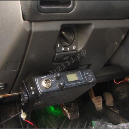 Как установить рацию в автомобиль?