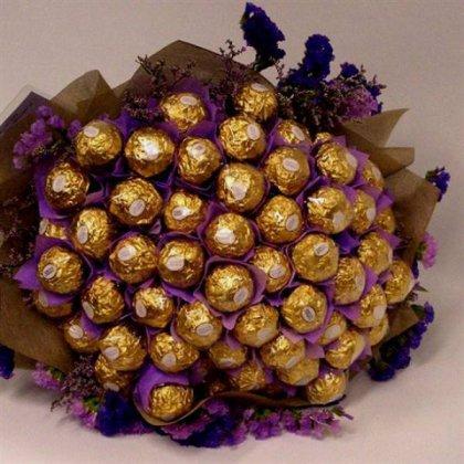 Поделки из конфет своими руками фото