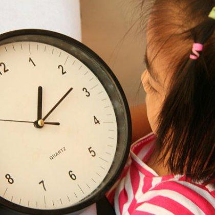 Как научить ребенка различать время по часам?