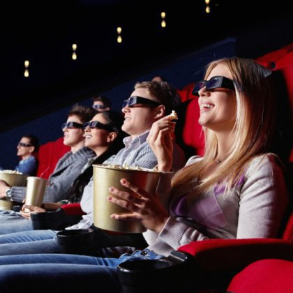 Как вести себя в кино?