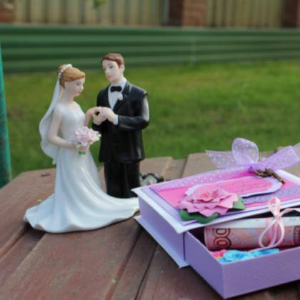 Что подарить на свадьбу молодоженам?