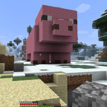 Пособие для виртуальных фермеров: выращивание свиней в Майнкрафт