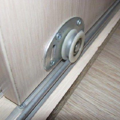 Как сделать и установить раздвижные двери?