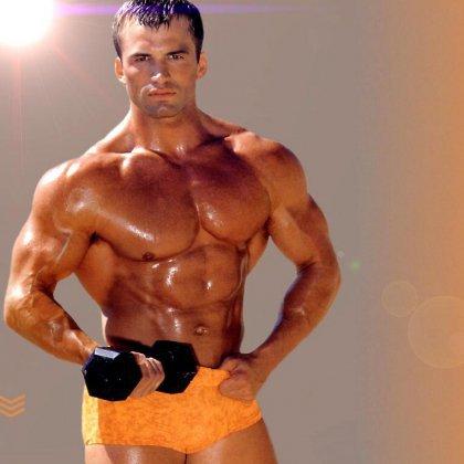 Как за месяц накачать мускулы?