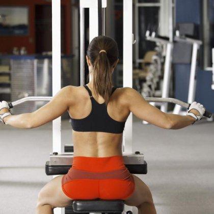 Как накачать низ грудных мышц?