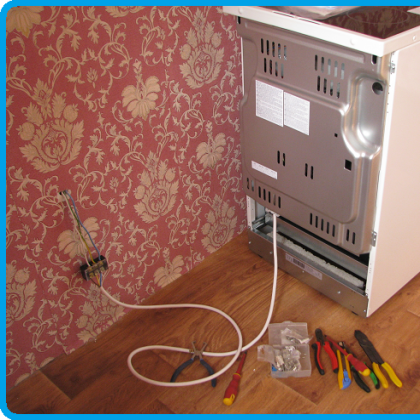 Как подключить варочную панель