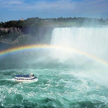 Как добраться до Ниагарского водопада?