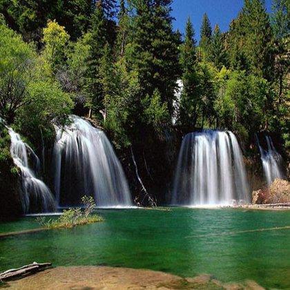 Как образуются водопады?
